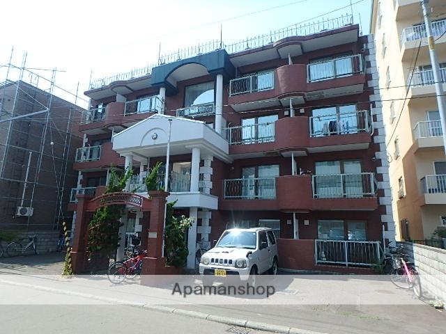 北海道札幌市中央区、西28丁目駅徒歩4分の築27年 4階建の賃貸マンション