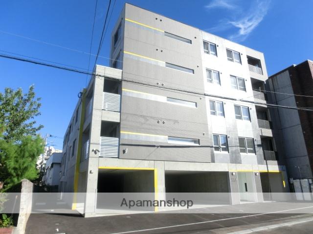 北海道札幌市中央区、西28丁目駅徒歩16分の新築 5階建の賃貸マンション