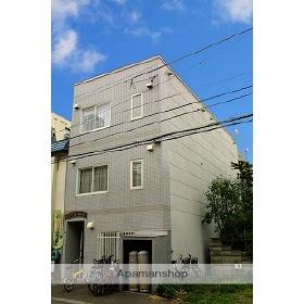 北海道札幌市中央区、中島公園駅徒歩8分の築25年 3階建の賃貸マンション