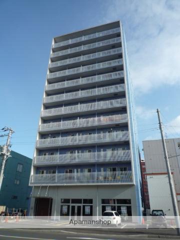 北海道札幌市中央区、すすきの駅徒歩8分の築8年 12階建の賃貸マンション