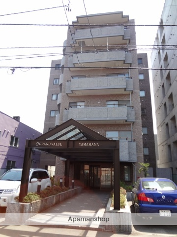 北海道札幌市中央区、西線11条駅徒歩5分の築25年 7階建の賃貸マンション