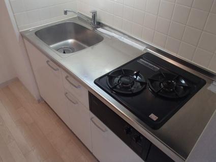 ブラントゥール伏見[1DK/35.82m2]のキッチン1