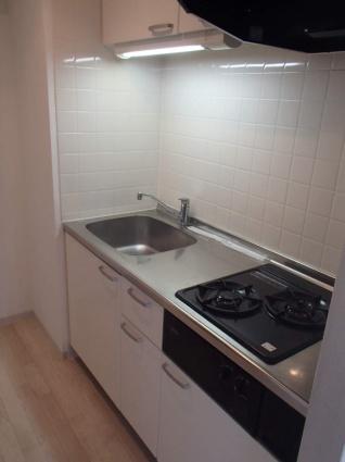 ブラントゥール伏見[1DK/35.82m2]のキッチン2