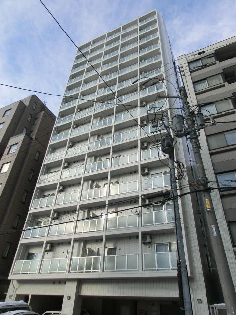 北海道札幌市中央区、西8丁目駅徒歩5分の築6年 14階建の賃貸マンション