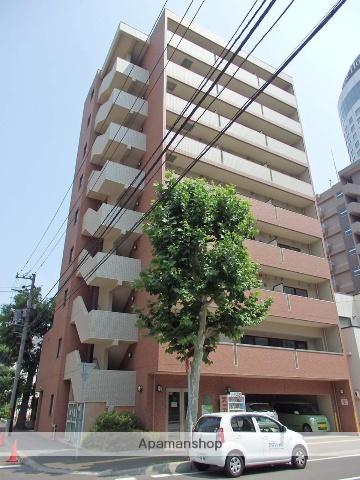 北海道札幌市中央区、西11丁目駅徒歩4分の築15年 9階建の賃貸マンション