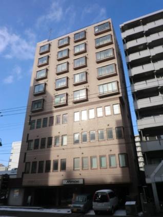EーHorizon北2条ビル(旧 サニープリンスシャトー)[1DK/28.8m2]の外観1