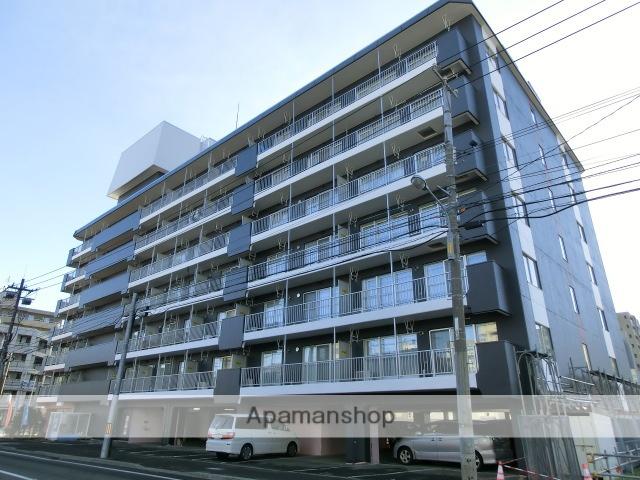 北海道札幌市中央区、二十四軒駅徒歩16分の築42年 7階建の賃貸マンション