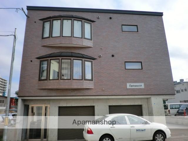 北海道札幌市中央区、苗穂駅徒歩12分の築11年 3階建の賃貸アパート