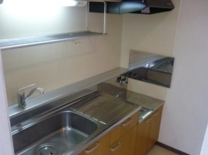 OPUS512[1LDK/43.75m2]のキッチン