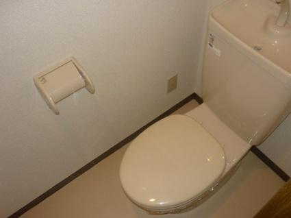 OPUS512[1LDK/43.75m2]のトイレ
