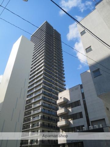 北海道札幌市中央区、西4丁目駅徒歩6分の新築 31階建の賃貸マンション