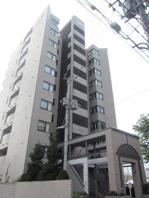 北海道札幌市中央区、桑園駅徒歩12分の築26年 10階建の賃貸マンション