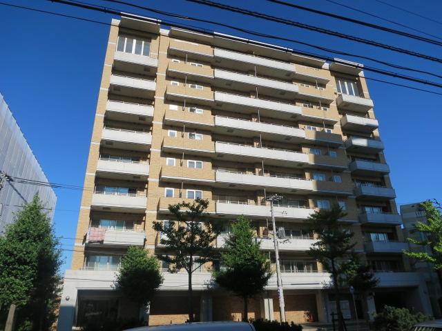 北海道札幌市中央区、桑園駅徒歩16分の築10年 10階建の賃貸マンション