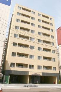 北海道札幌市中央区、バスセンター前駅徒歩3分の築10年 9階建の賃貸マンション