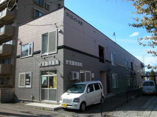 北海道札幌市中央区、西線16条駅徒歩6分の築20年 2階建の賃貸アパート