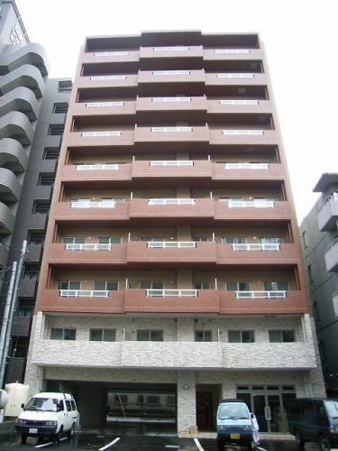 北海道札幌市中央区、中央区役所前駅徒歩8分の築11年 10階建の賃貸マンション