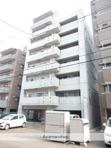 北海道札幌市中央区、西線9条旭山公園通駅徒歩11分の築12年 8階建の賃貸マンション
