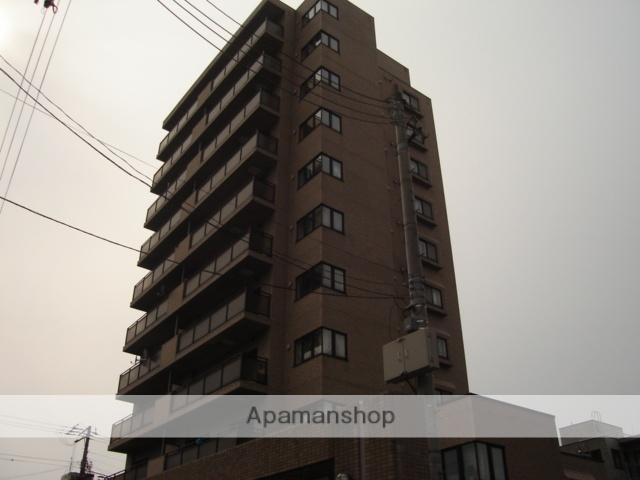 北海道札幌市中央区、中島公園駅徒歩8分の築27年 11階建の賃貸マンション