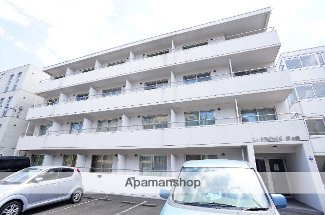 北海道札幌市中央区、二十四軒駅徒歩14分の築30年 4階建の賃貸マンション