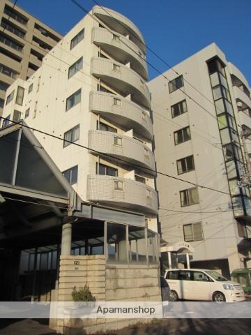 北海道札幌市中央区、西線11条駅徒歩6分の築29年 7階建の賃貸マンション