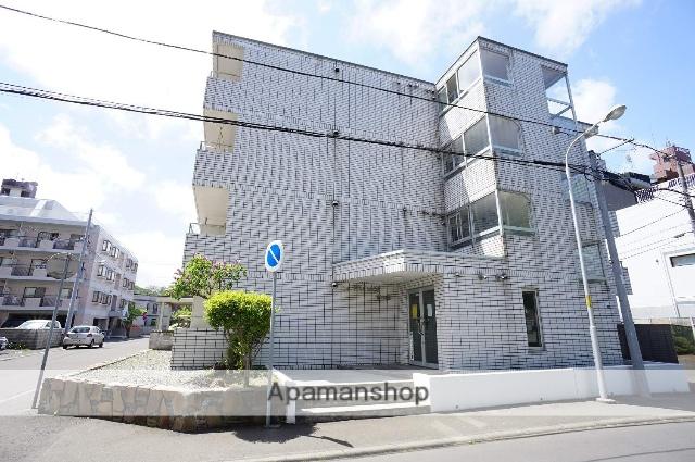 北海道札幌市中央区、二十四軒駅徒歩13分の築29年 4階建の賃貸マンション
