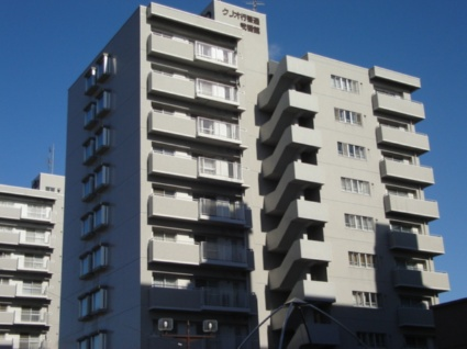 北海道札幌市中央区南十四条西8丁目[1K/25.08m2]の外観