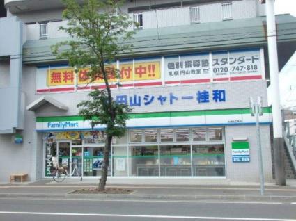 OMレジデンス円山[1DK/24.75m2]の周辺7