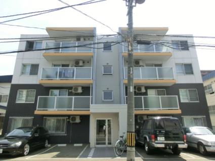 北海道札幌市中央区南四条西13丁目[1LDK/32.2m2]の外観1