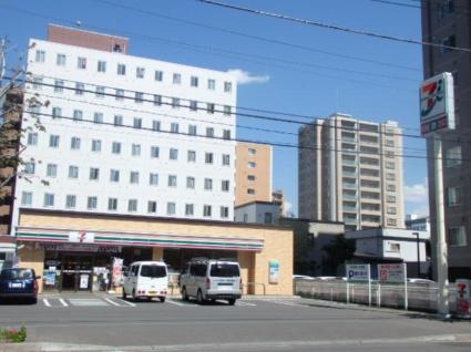 北海道札幌市中央区北五条西14丁目[1R/21.45m2]の周辺4