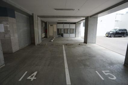 セレナール南13条[1LDK/34.24m2]の駐車場