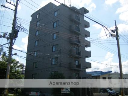 北海道札幌市北区、北24条駅徒歩12分の築17年 8階建の賃貸マンション