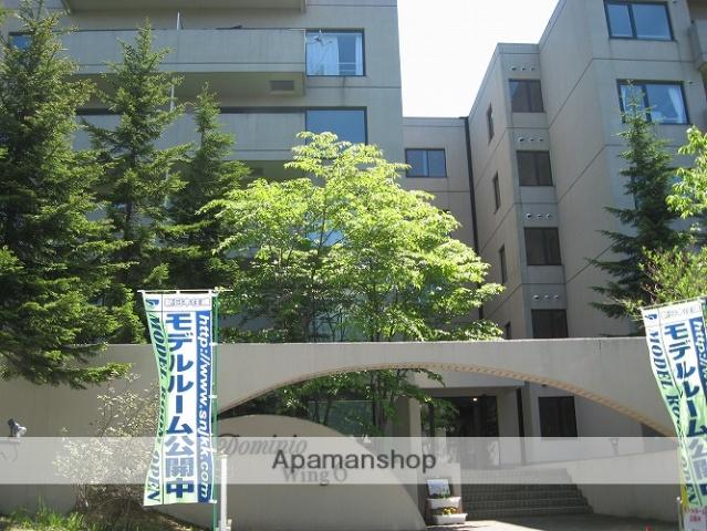 北海道千歳市の築25年 5階建の賃貸マンション