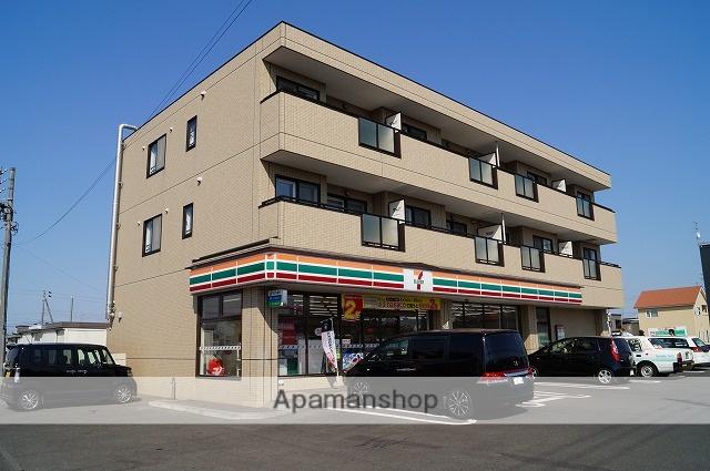 北海道千歳市、長都駅徒歩10分の築12年 3階建の賃貸マンション