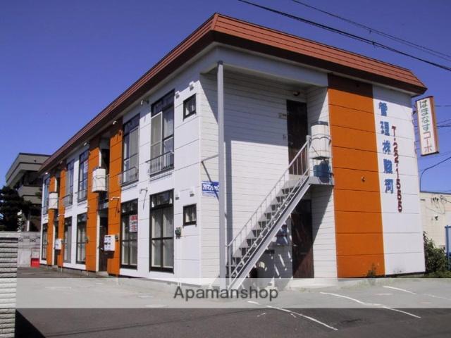 北海道千歳市、千歳駅徒歩35分の築31年 2階建の賃貸アパート