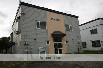 北海道千歳市、千歳駅徒歩30分の築22年 2階建の賃貸アパート