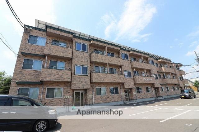 北海道千歳市の築5年 3階建の賃貸アパート