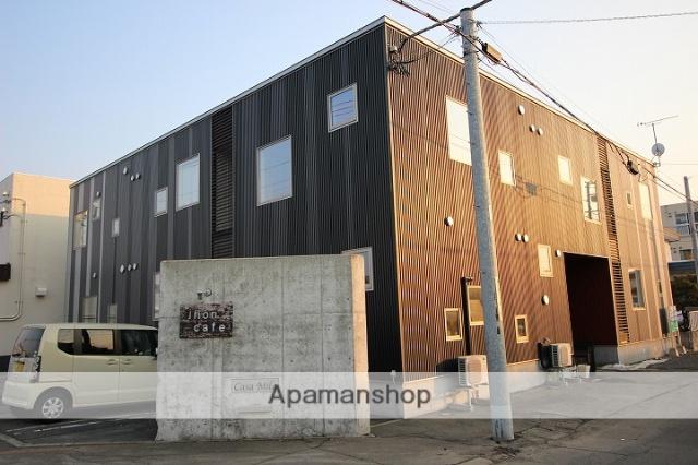 北海道千歳市、千歳駅徒歩14分の築9年 2階建の賃貸アパート