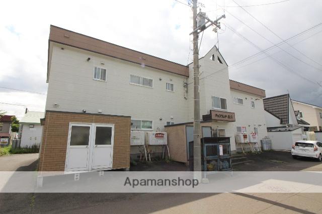 北海道千歳市、千歳駅徒歩18分の築22年 2階建の賃貸アパート