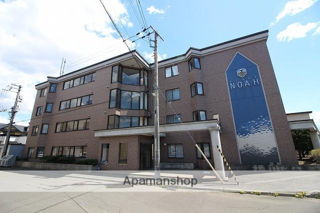 北海道千歳市の築26年 4階建の賃貸マンション