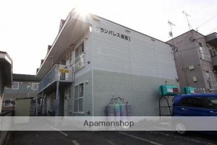 北海道千歳市の築24年 2階建の賃貸アパート