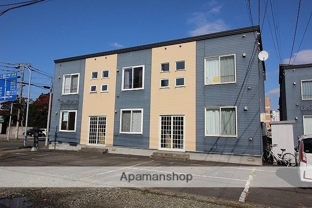 北海道千歳市、千歳駅徒歩13分の築10年 2階建の賃貸アパート