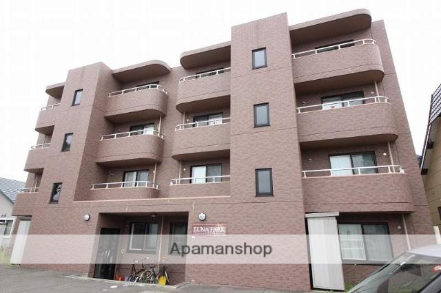 北海道千歳市、千歳駅徒歩6分の築7年 4階建の賃貸マンション