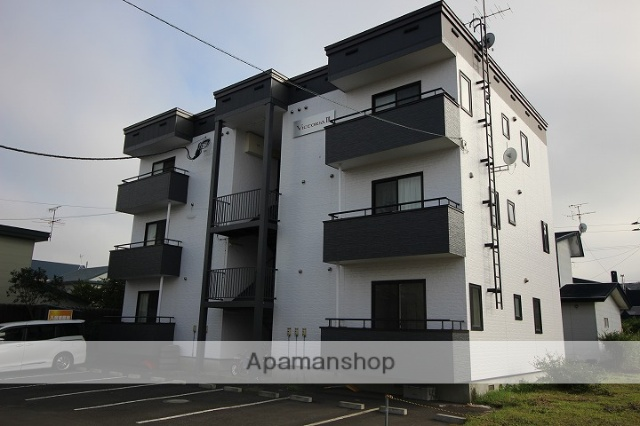 北海道千歳市の築11年 3階建の賃貸マンション