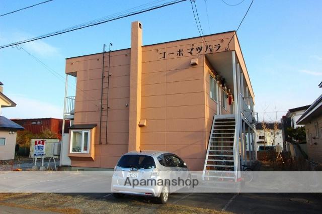 北海道千歳市、千歳駅徒歩25分の築28年 2階建の賃貸アパート