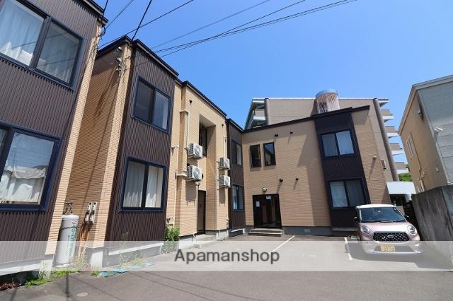 北海道千歳市、千歳駅徒歩25分の築8年 2階建の賃貸アパート