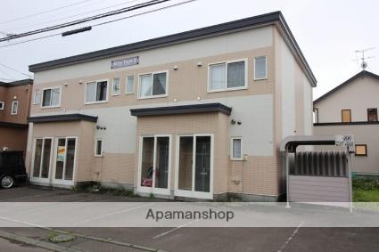 北海道千歳市の築13年 2階建の賃貸テラスハウス