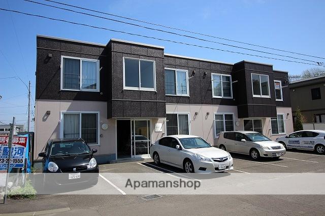 北海道千歳市、千歳駅徒歩14分の築11年 2階建の賃貸アパート