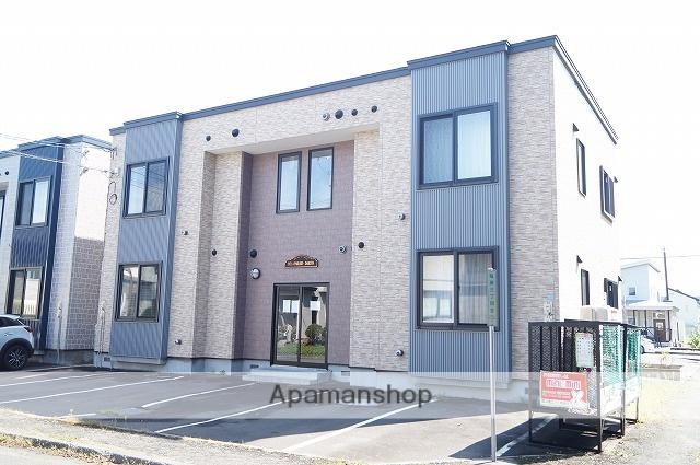 北海道千歳市、千歳駅徒歩20分の築9年 2階建の賃貸アパート