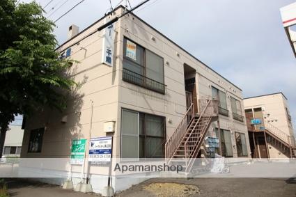 北海道千歳市、千歳駅徒歩20分の築31年 2階建の賃貸アパート