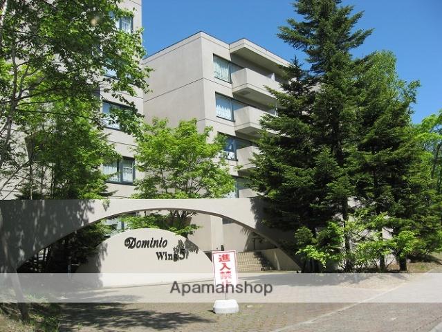 北海道千歳市の築26年 5階建の賃貸マンション